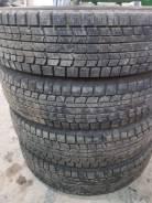 Dunlop Grandtrek SJ7. зимние, без шипов, 2010 год, б/у, износ 10%