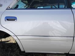 Дверь задняя правая, в сборе, Toyota Crown JZS151, 9108