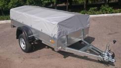 Прицеп легковой ССТ-02К кузов 220х123см Супер
