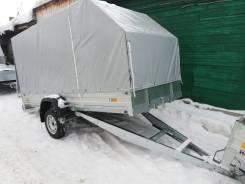 Прицеп для квадроцикла, снегохода ССТ-08К кузов 270х145 Супер
