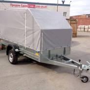 Прицеп для снегохода и грузов ССТ-09К кузов 316х145 Супер