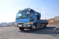 Hino Ranger. Продаётся эвакуатор, 7 960куб. см., 8 000кг., 4x2