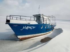 Продам ТБС 20 с судовым двигателем Isuzu