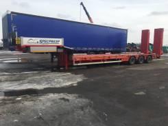 Спецприцеп трал 45 тонн, 2019