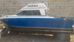 Bayliner. 1990 год, длина 8,00м., двигатель без двигателя, 260,00л.с., бензин