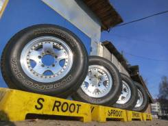 """Bridgestone. 6.0x15"""", 5x139.70, ET22, ЦО 110,0мм."""