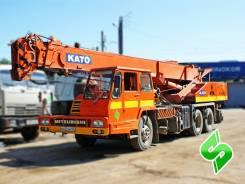Услуги автокрана KATO 20 т. Высота подъема 24 м.