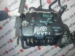 Двигатель в сборе. Toyota: Allion, Platz, Allex, Vios, WiLL Vi, Corolla, Yaris Verso, Probox, Raum, WiLL Cypha, Succeed, Corolla Rumion, bB, Corolla R...