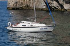 Яхта Конрад 24 (Святитель Николай), 1976 года