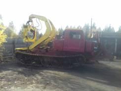 АТЗ ТТ-4М. Трактор трелевочный ЛТ154, 3 000куб. см.