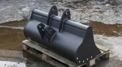 Планировочный поворотный ковш 1500 мм для экскаватора-погрузчика