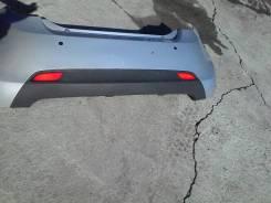 Накладка на бампер. Chevrolet Spark, M300 Ravon R2 B12D2