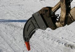 Клык-рыхлитель для экскаваторов-погрузчиков Volvo, JCB, Terex