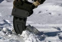 Клык-рыхлитель 800 мм для экскаватора-погрузчика