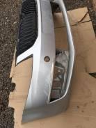 Skoda Octavia a7 передний бампер Шкода октавия а7 оригинал б/у