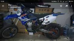 Yamaha YZ 400, 1998