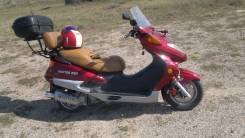 Honda Foresight, 2008