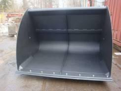 Фронтальный ковш увеличенной ёмкости для экскаватора-погрузчика