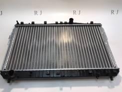 Радиатор охлаждения двс Chevrolet Lacetti Nubira