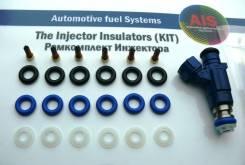 Ремкомплект на 6 инжекторов (RB/VQ/TB)=Nissan 16600-AA500, FBJE100,