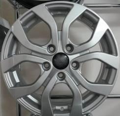Диск колесный 16x6,5 5x114,3 ET50 d.67,1 K&K KC704 (ZV 16_Cerato) сильвер