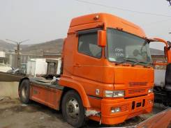 Продам по запчастям MMC Fuso 2003 г. рама FP54JD двс-6М70 тягач.