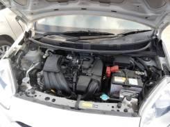 Двигатель Nissan March