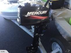 Продам лодочный мотор Mercury 5 л. с