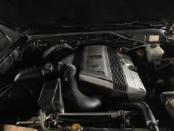 Двигатель в сборе. Toyota Land Cruiser, J100, UZJ100, UZJ100L, UZJ100W 2UZFE