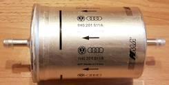 Фильтр топливный, сепаратор. Volkswagen: Passat, Corrado, Jetta, Transporter, Sharan, Vento, LT, Golf, Polo Skoda Superb Audi: S6, 80, A4, A6, 100 Sea...