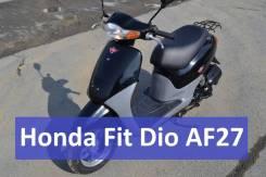 Honda Fit Dio AF27