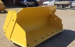 Челюстной ковш 1,6 куб. м. для фронтальных погрузчиках