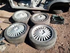 Порше Кайен, Cayenne с03г Колеса R20 диски литые на летней резине
