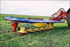 Роторная косилка КДН-210 на МТЗ-82