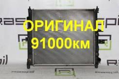 Радиатор охлаждения двс Mercedes Benz W163 M112 [Оригинал,91000км]