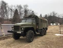 Урал 375. Продам фургон , 7 000куб. см., 5 000кг., 6x6. Под заказ