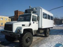 ГАЗ 3308 Садко. ГАЗ 3308/081 фургон вахта, В кредит, лизинг