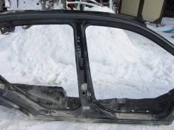 Порог со стойкой правый Hyundai Getz 2002-2010