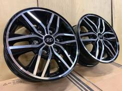 "Hyundai. 6.5x16"", 6x139.70, ET53, ЦО 92,5мм."