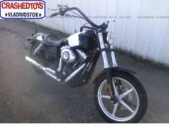 Harley-Davidson Dyna Super Glide FXDI 18193, 2007