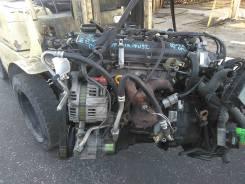 Двигатель NISSAN MARCH, K11, CGA3DE, 074-0043921