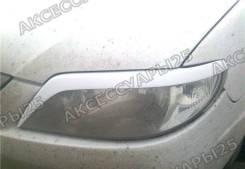 Реснички на фары Mazda Familia, Familia S-Wagon (Фамилия) 2000-2003г