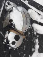 Yamaha XV1600 боковая Крышка двигателя