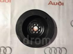 Шкив коленвала Audi A4, A5, A6, A7, A8 CALA 3.2 литра