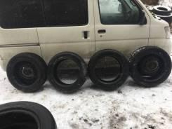 Bridgestone Blizzak DM-V1. Зимние, без шипов, 2011 год, 40%