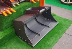 Новый планировочный ковш для мини-экскаваторов Kobelco, JCB, SEM