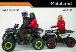 ATV Motoland WILD TRACK 200 A/T, 2020