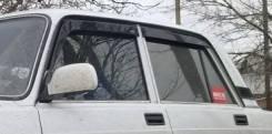 Дефлекторы окон (ветровики) Lada 2101-07