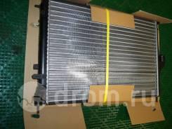 Радиатор SAT Renault Duster 10-/Logan 08-/LADA Largus 12- (с кондиционером)