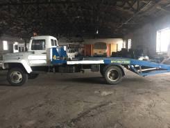 ГАЗ 3307. Эвакуатор , 4 750куб. см., 3 000кг., 4x4